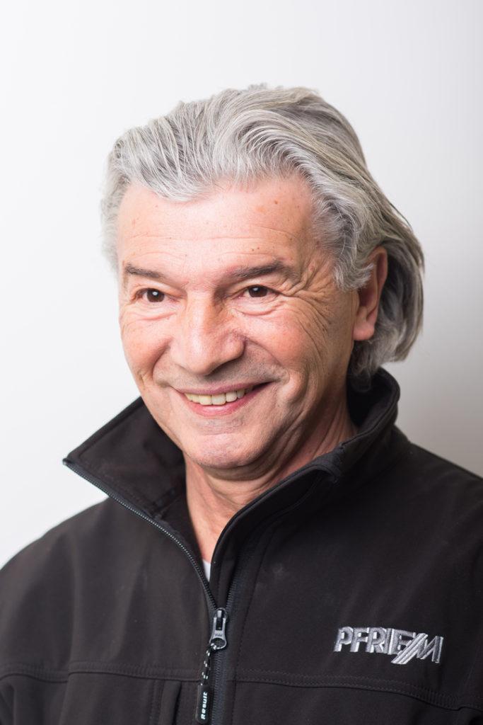 Manfred Pfriem (Schreinermeister)